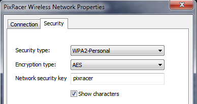 Windows Network Setup: Security