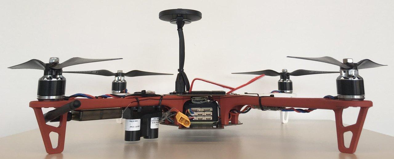 DJI F450 + RTK (Pixhawk 3 Pro) · PX4 v1 9 0 User Guide