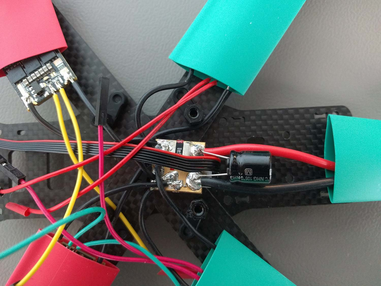 Pixhawk 4 Wiring Quick Start