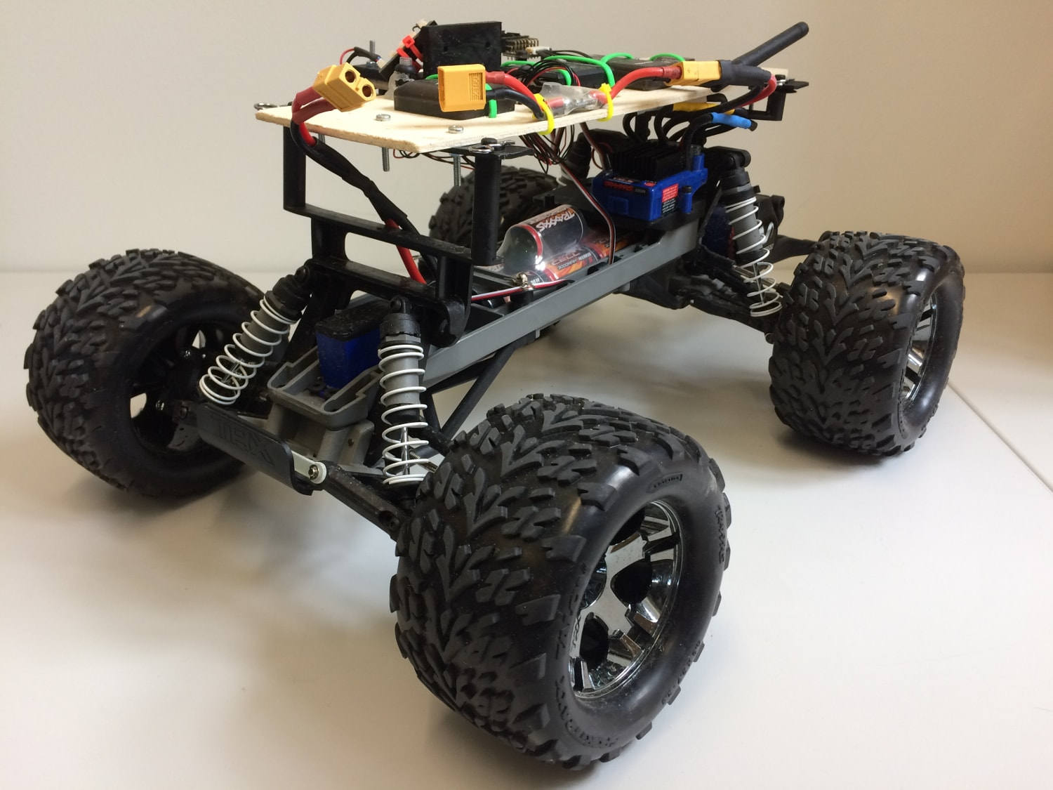 Traxxas Stampede · PX4 v1 9 0 User Guide