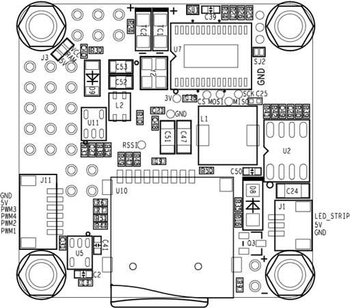 Omnibus F4 SD · PX4 v1 9 0 User Guide