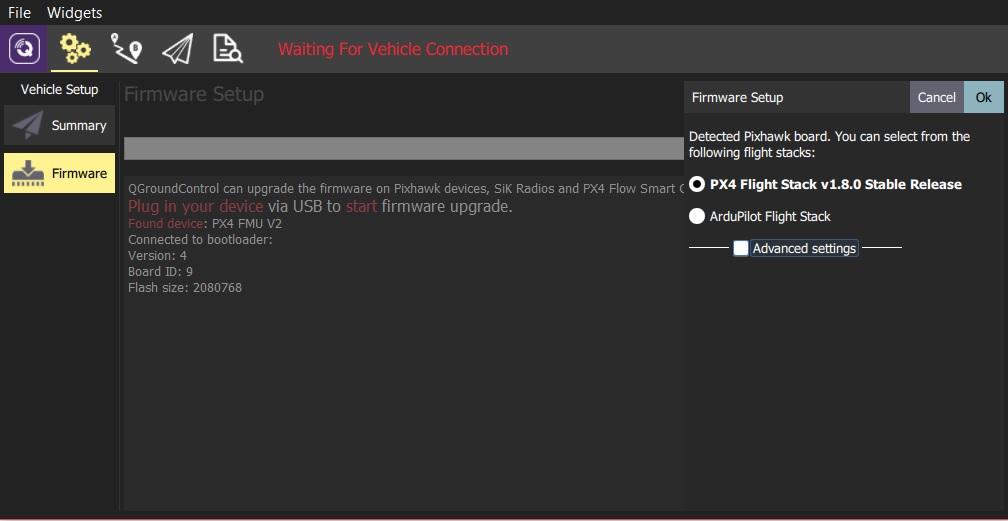 Firmware · PX4 v1 9 0 User Guide