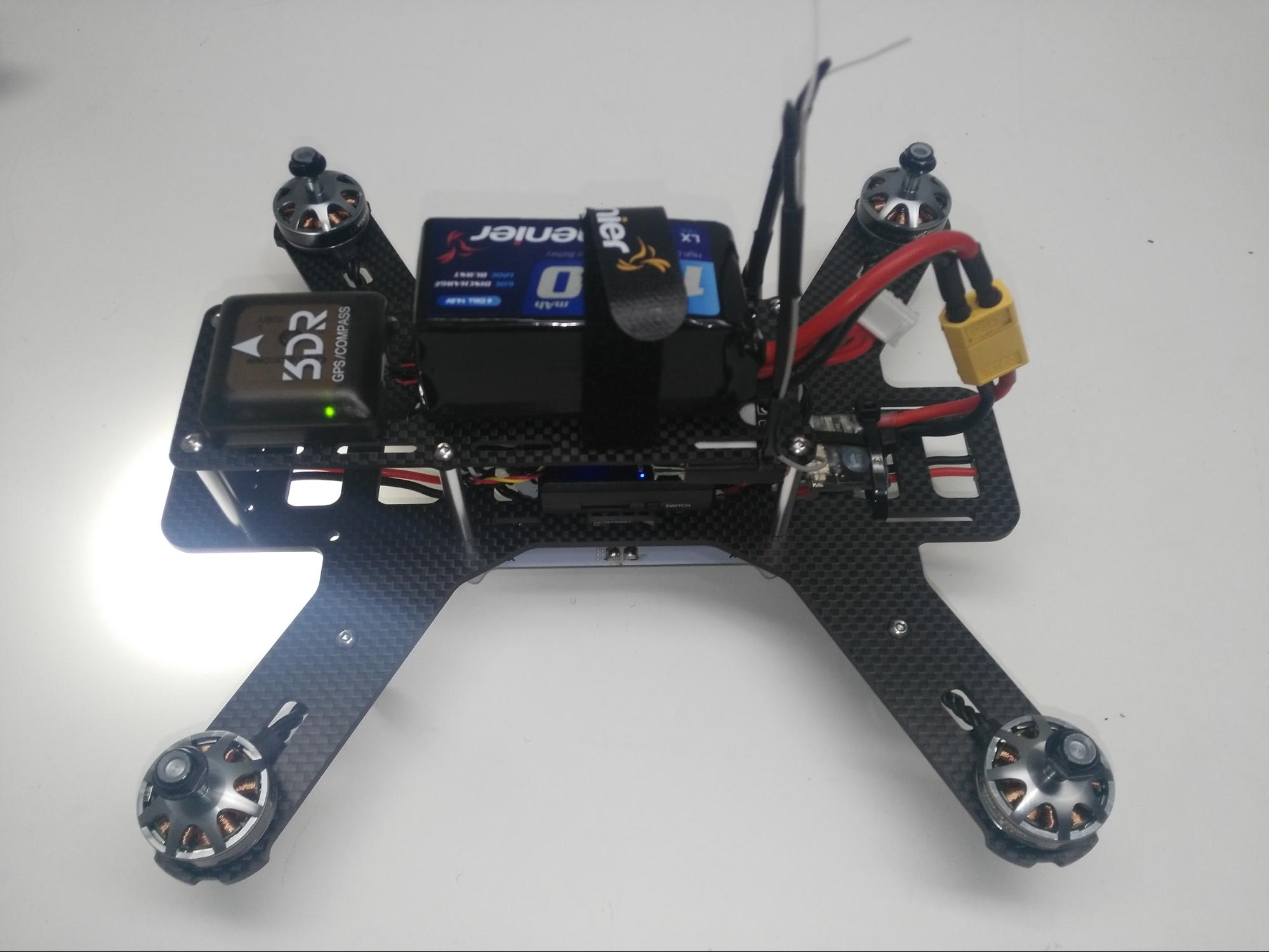 QAV250 (Pixhawk Mini) · PX4 v1 9 0 User Guide