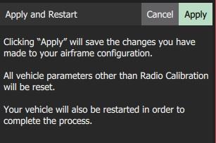 Airframe · PX4 v1 9 0 User Guide