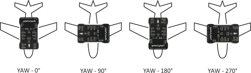 Sensor Orientation · PX4 v1 9 0 User Guide
